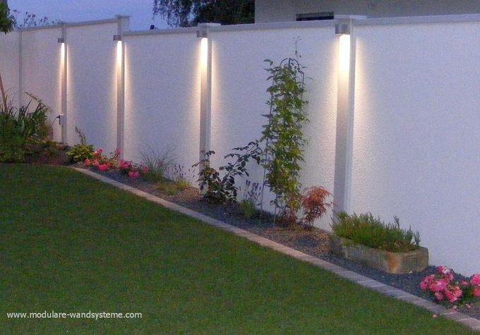 户外照明和园林绿化理念