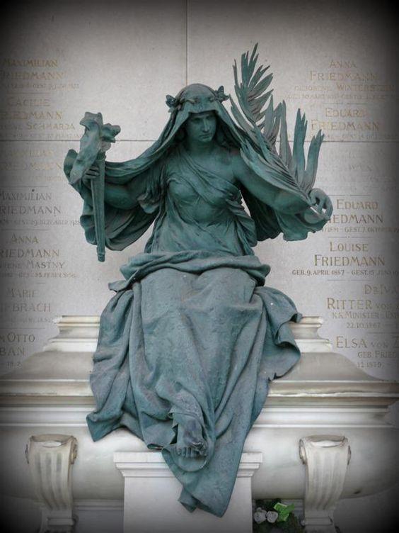 """""""奥地利维也纳中央公墓Zentralfriedhof©Jeane Trend-Hill"""""""