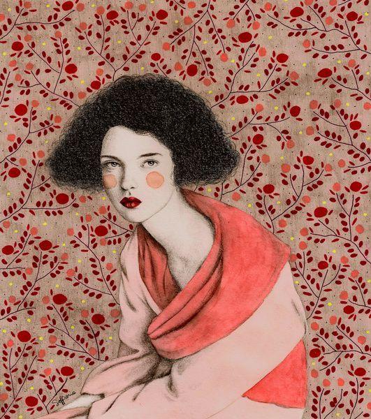 Design Lookout : Sofia Bonati   InBetween the Curls