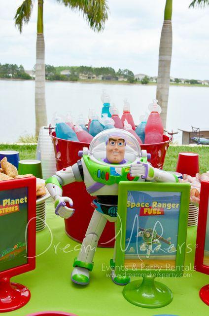 Dream Makers活动和派对出租的生日/玩具总动员 -  Catch My Party的照片集
