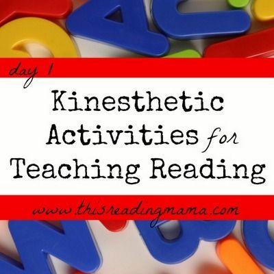 你有一个正在努力阅读的孩子吗?尝试这些有趣和动觉的活动来教学阅读。他们一定会让他感动!