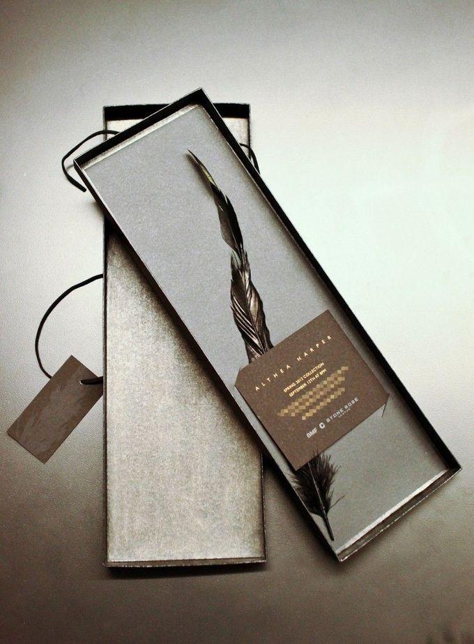 Amazing invite from Althea Harper for NYC Fashion Week 2011. Via @Refinery29. #design #events #invites