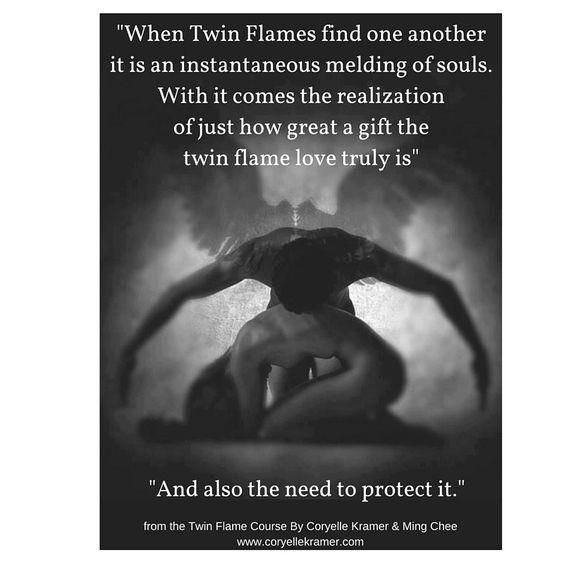引用Coryelle Kramer SaveSave的Twin Flame课程