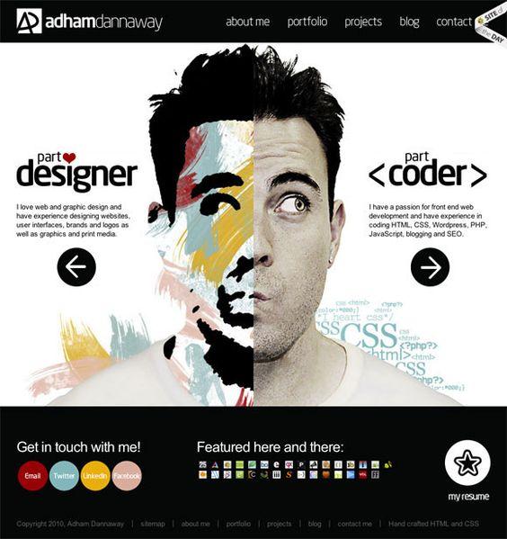 What to Consider & Avoid When Creating An Online Graphic Design Portfolio