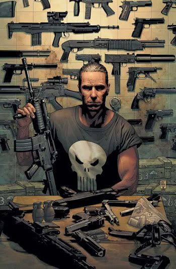 Punisher - Tim Bradstreet