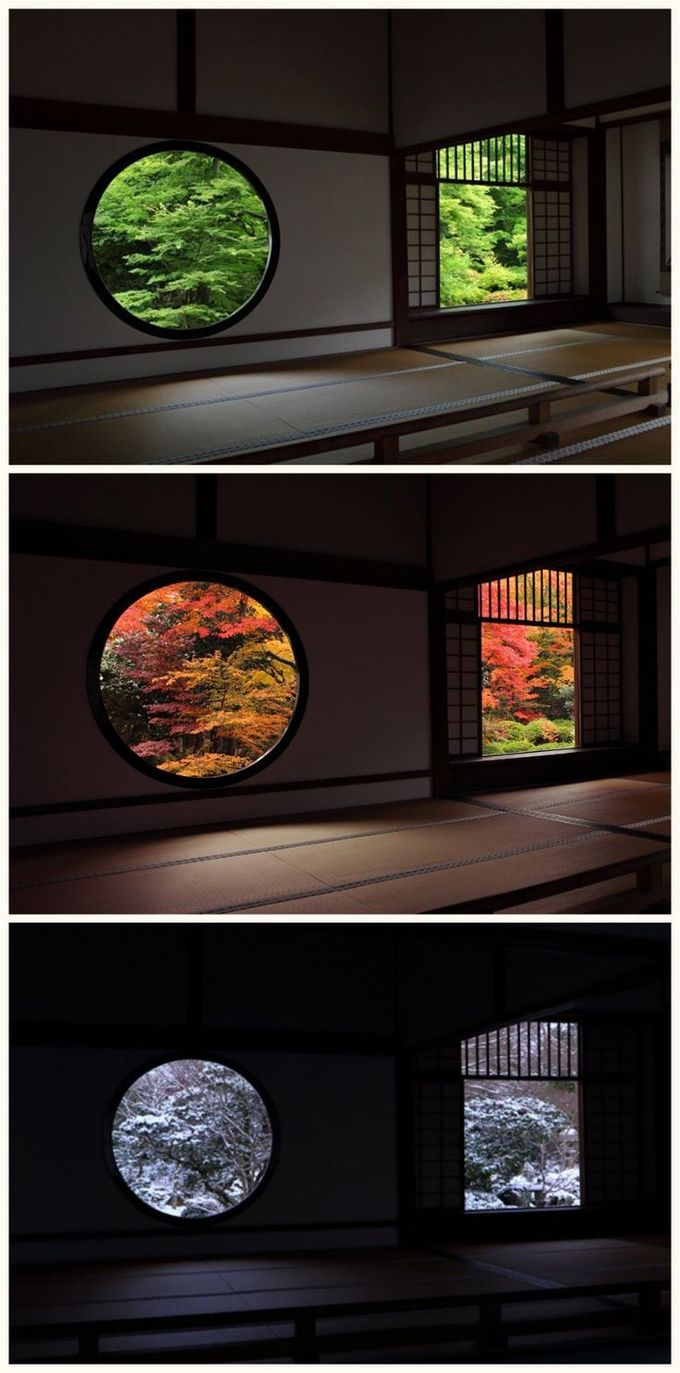 Genko-an Temple -  Kyoto,Japan | Summer/Fall/Winter