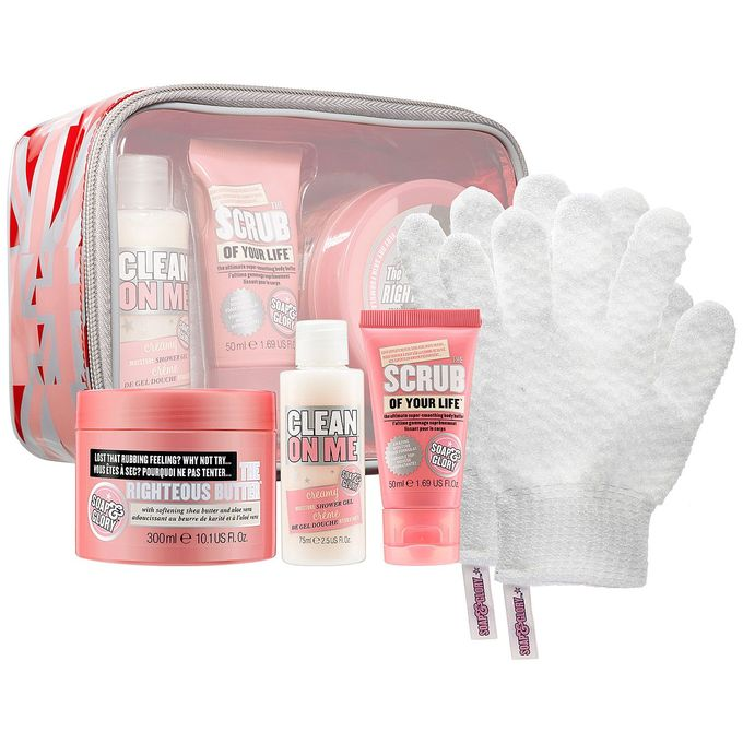 Soap & Glory Beginner's Luxe Set #Sephora #Giftopia #gifts #holiday2013