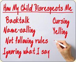 教导你的孩子如何以九种方式尊重你,改变他们的态度。在授权家长中寻找循序渐进的指南。