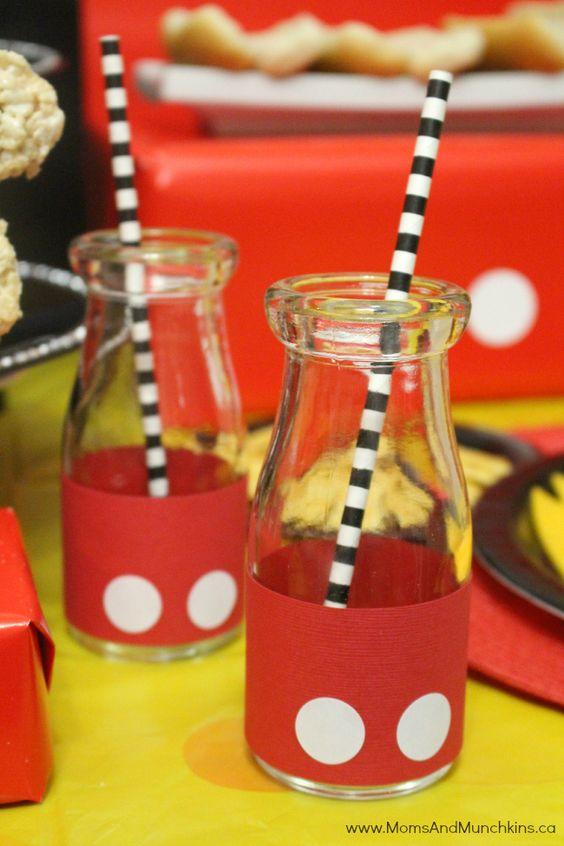 这些米老鼠派对的想法包括链接迪士尼的免费派对用品,以及独特的米奇主题派对小玩意!