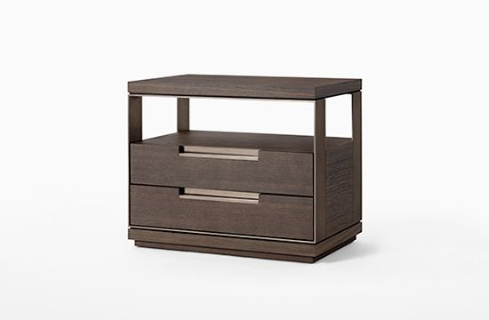 HOLLY HUNT nightstand