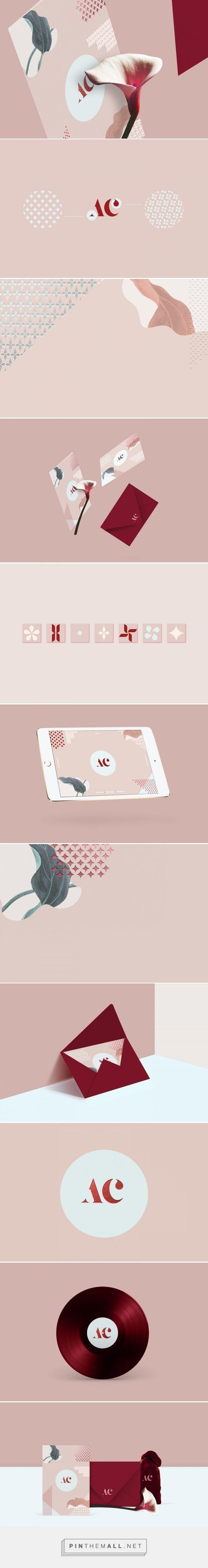 Maria Hdez在Behance上的AC品牌推广五星品牌 - 设计和品牌代理和灵感画廊