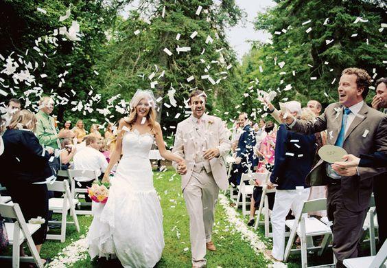 我们最喜欢的出口折腾真实婚礼的想法。