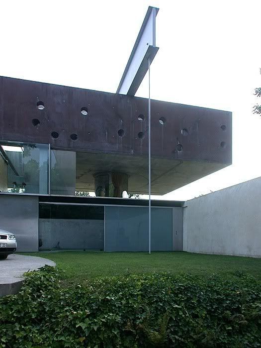 Maison Bordeaux, Floriac, France, 1998 | Rem Koolhaas