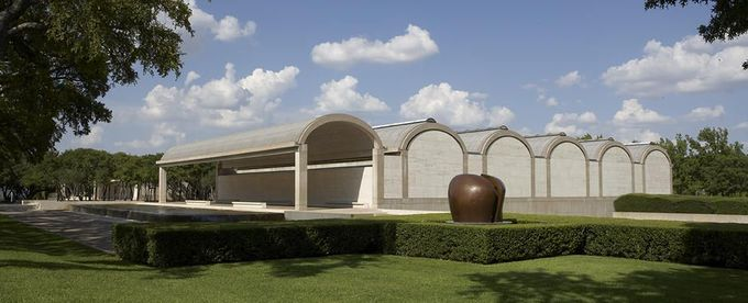4/366Kimbell Art Museum, Fort Worth, TexasLouis I. Kahn #onearchitectureaday #architecture #design #2016