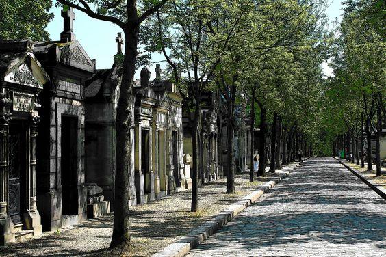 拉雪兹神父公墓,巴黎