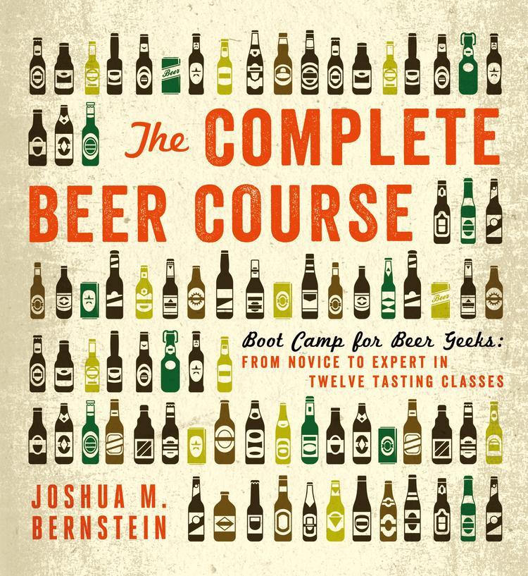 完整的啤酒课程由书籍设计师设计
