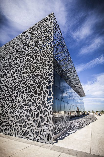 MuCEM, Marseille - Rudy Ricotti.