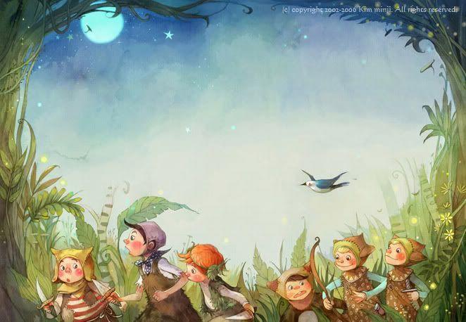 Peter Pan  by Kim Min Ji
