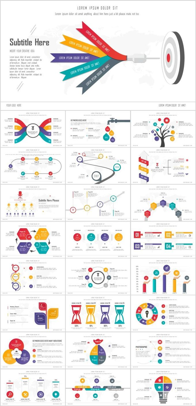 25+ Charts Infographics PowerPoint templates  #powerpoint #templates #presentation #animation #backgrounds #pptwork.com#annual#report #business #company #design #creative #slide #infographics #charts #themes #ppt #pptx#slideshow#keynote#office#microsoft#envato#graphicriver#creativemarket