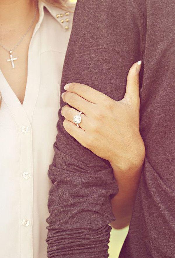婚礼策划提示:订婚照片拍摄创意; J May摄影