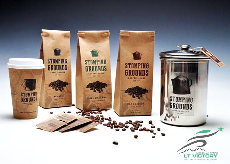 由Miranda Lloyd踩踏#coffee #packaging PD