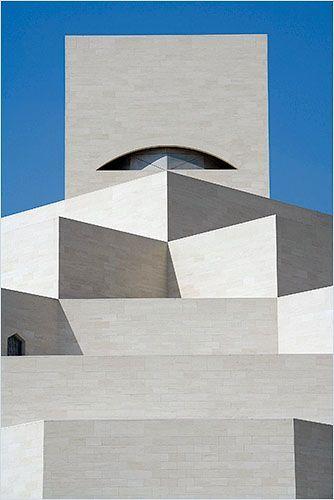 Museum of Islamic Art in Doha, Qatar by I.M.Pei