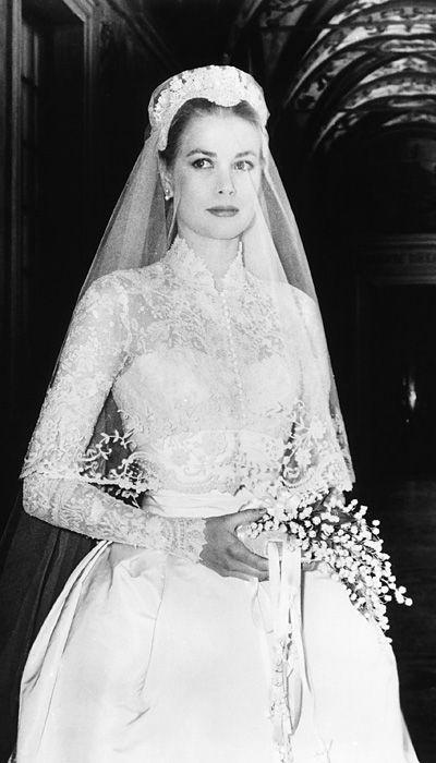 最佳名人婚纱礼服
