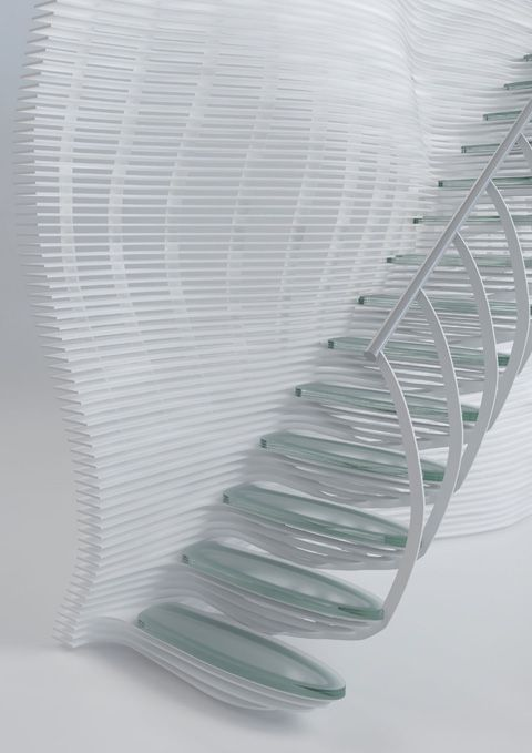 Grown stairs | Architecture at Stylepark