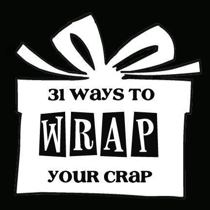 包装礼物的好主意!