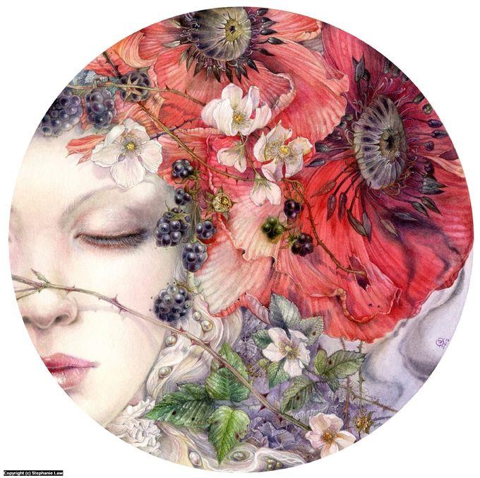 She Sleeps by Stephanie Law