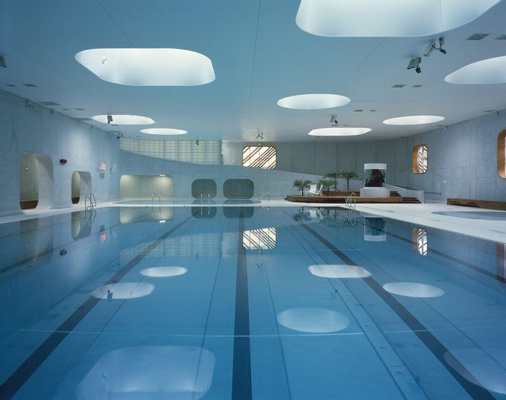 风水游泳池/ Mikou工作室 -  1