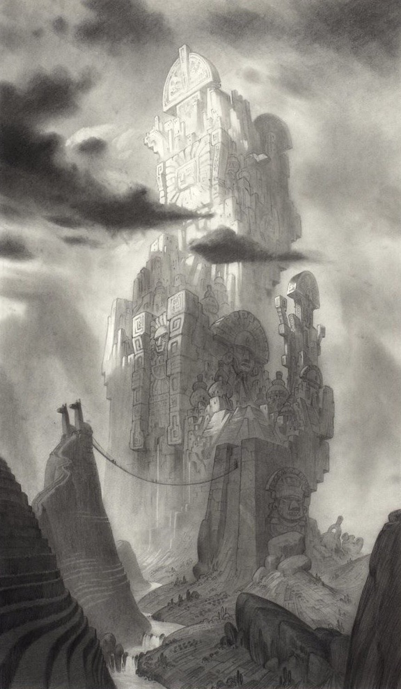 Visual Development for Kingdom of the Sun