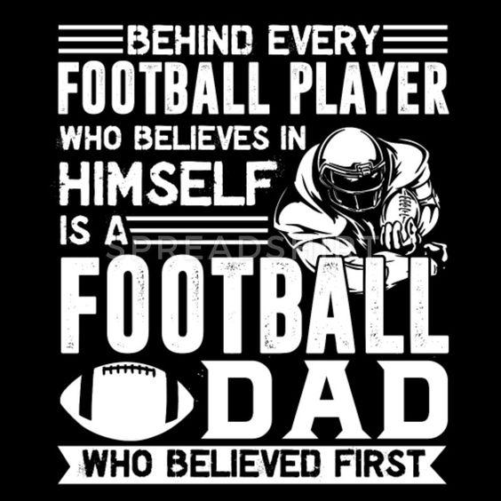 足球运动员爸爸衬衫
