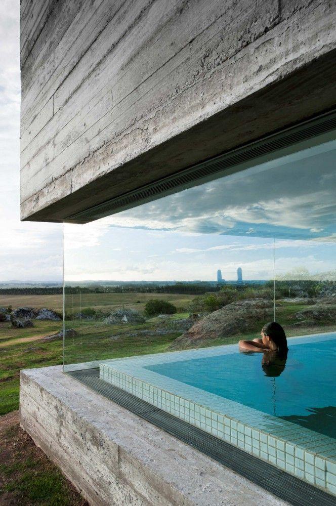 Fasano Las Piedras Hotel in Punta del Este, Uruguay / by Isay Weinfeld