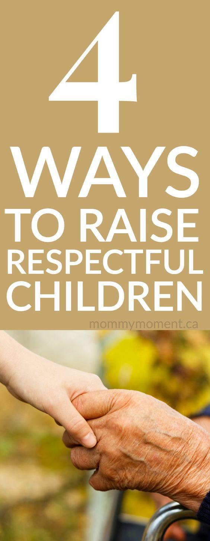抚养孩子并非易事,但重要的是教会他们尊重的意义。以下是培养尊重孩子的4种方法: