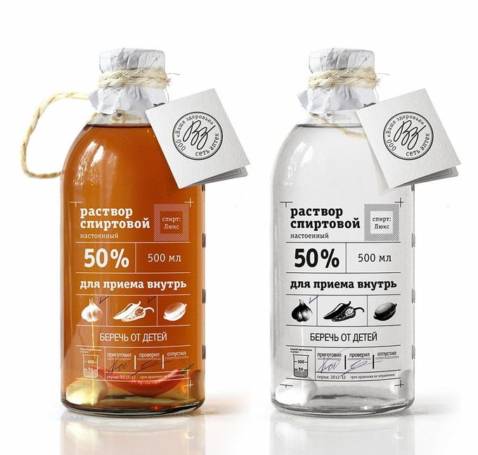 Solution Of Alcohol (Concept) on Packaging of the World - Creative Package Design Gallery