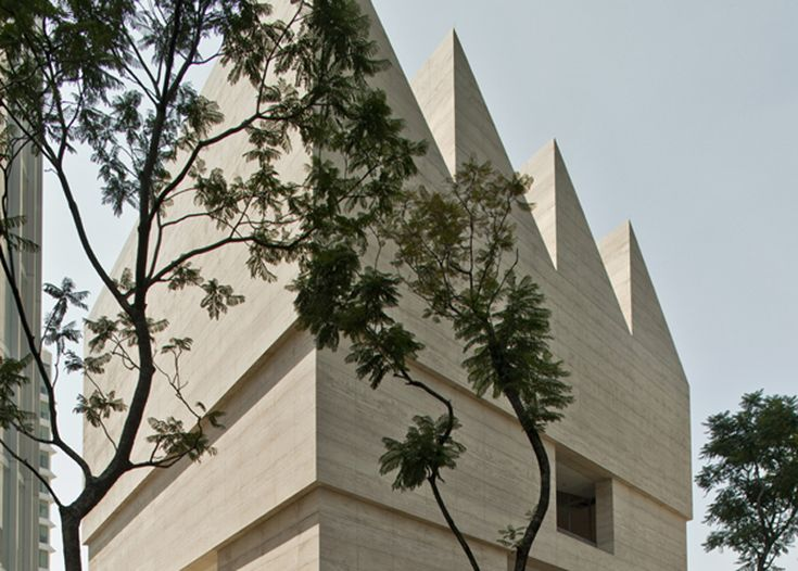 David Chipperfield的Museo Jumex在墨西哥城开幕。