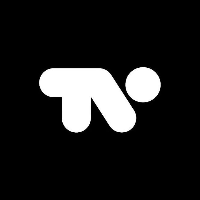 TV Ontario by Dick Derhodge. (1970) #logo #branding #design