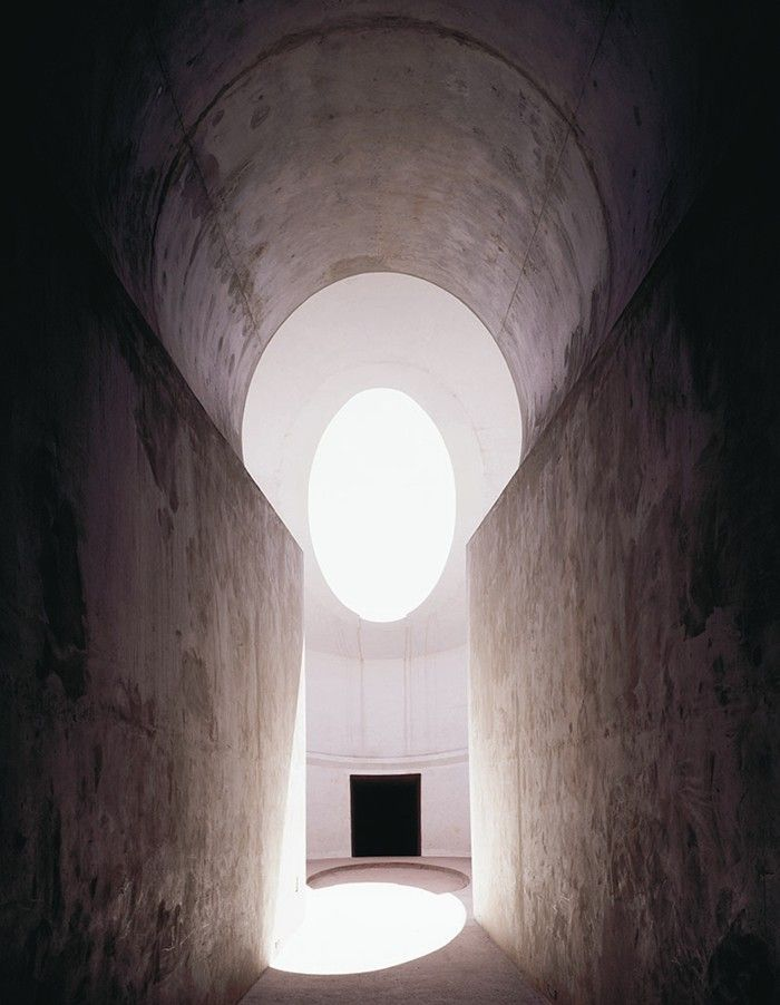 The Roden Crater Project by James Turrell