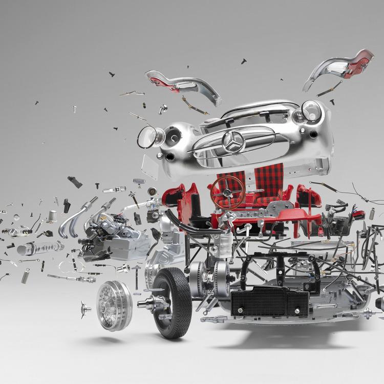 Fabien Ofner #design解体和舱口车