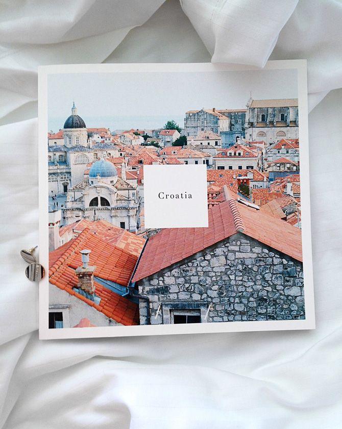 Editor's Picks: To Travel, To Travel   Croatia Photo Book   AU Blog - www.artifactuprising.com