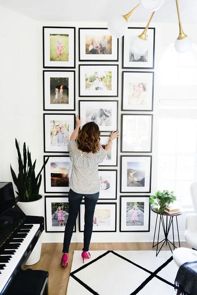 画廊墙//游览舒适,优雅的家居,这是主要的内部