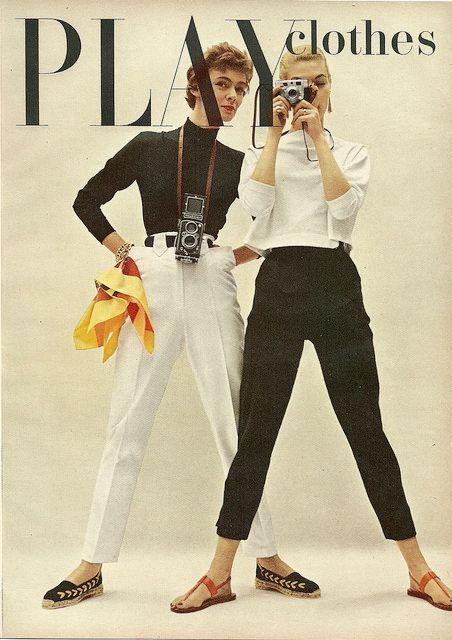 玩衣服1954年,毫米动机