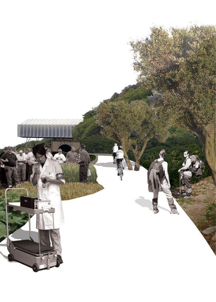 Solar Park South竞赛提案/ POSAD