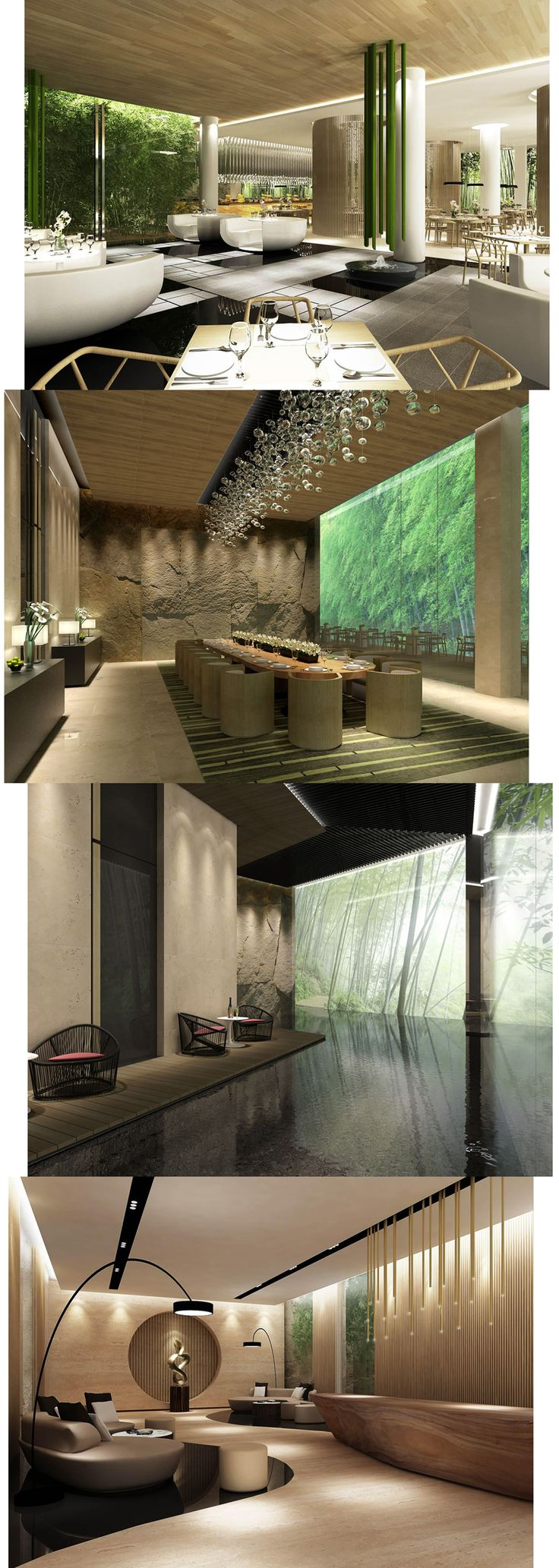 Amazing_3d_Visualization_Architecture_Bamboo Resort Hotel