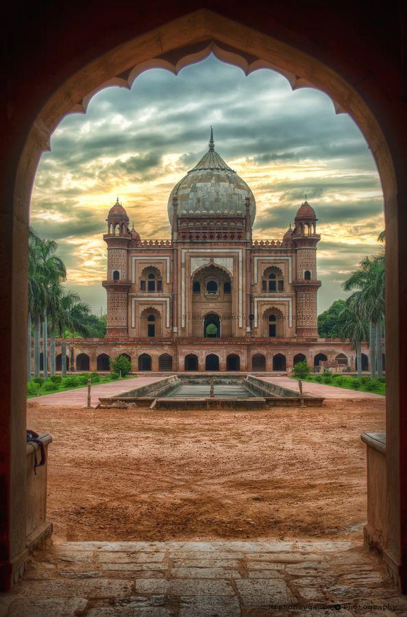 Safdarjung Tumba B Nischai Gauba#India