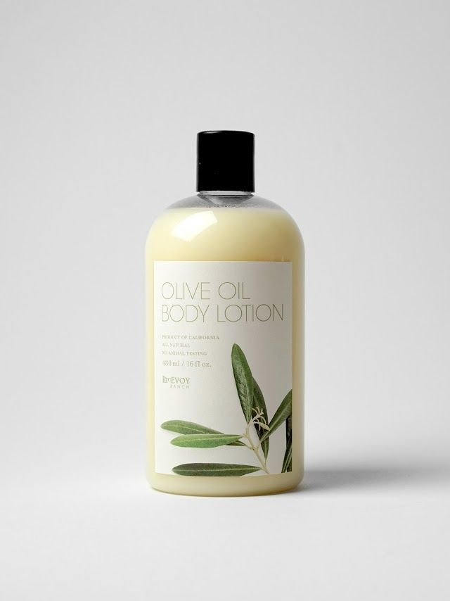 McEvoy Olive Oil Body Care Series (Student Project) on Packaging of the World - Creative Package Design Gallery
