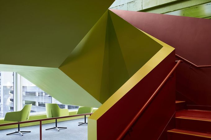 Adler University Vancouver Campus - Picture gallery