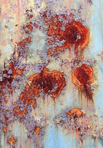 judypimperl.blogspot.com I re-posted this...don't know who gets credit for it, as I can't find who originally posted it. It's very pretty. Abstract Rust