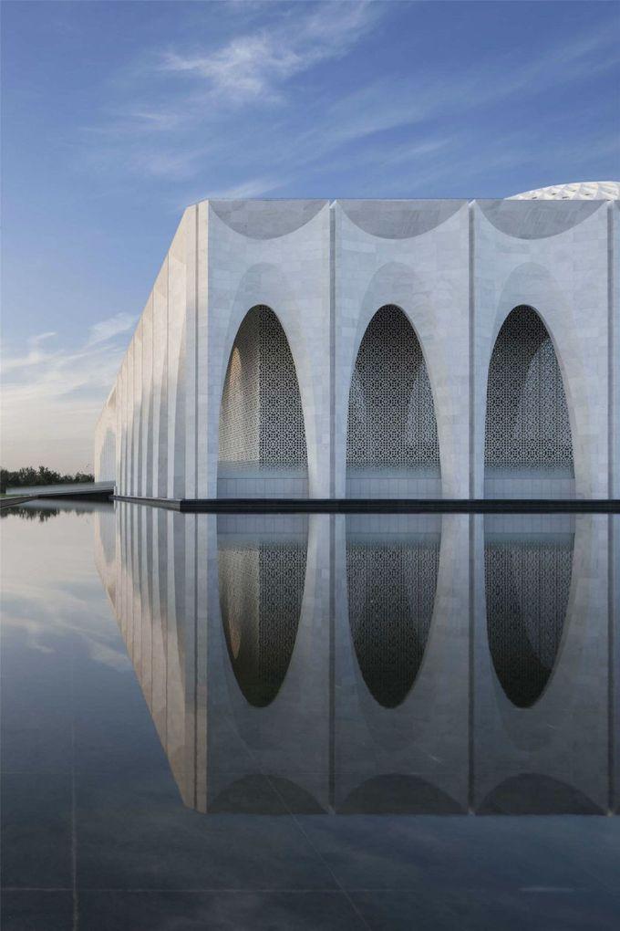 大昌穆斯林文化中心| Scut建筑设计研究院